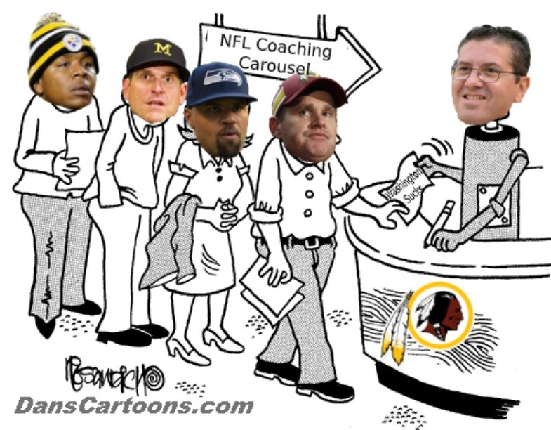 Jay Gruden is Out, but Who Should Be In For Washington?