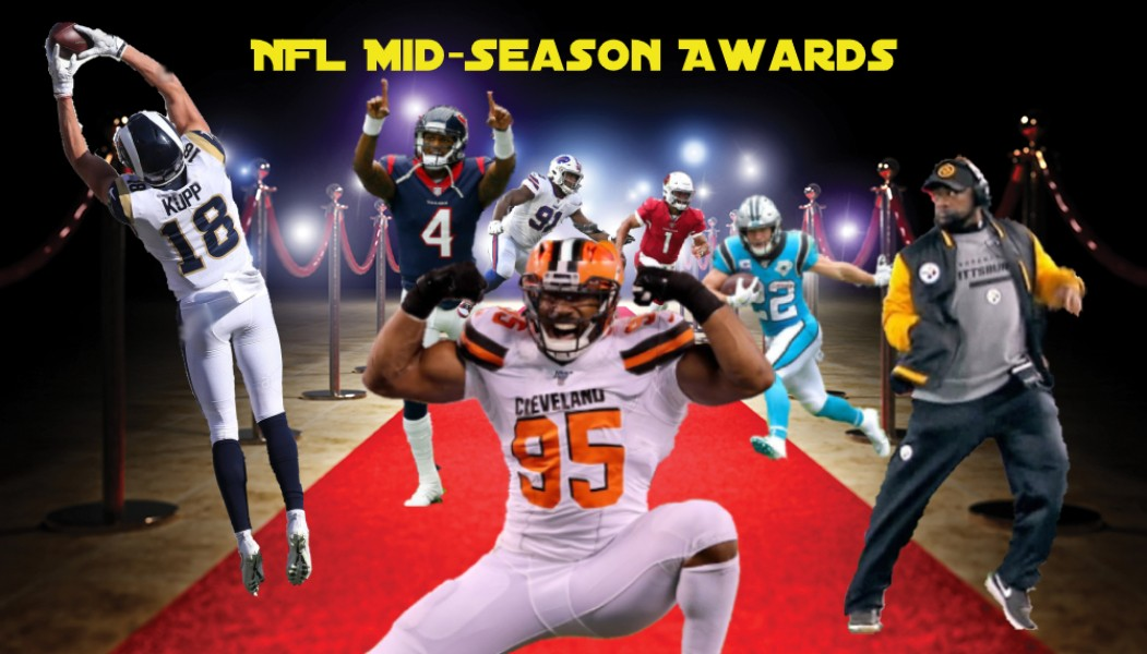 Mid-Season NFL Award Winners