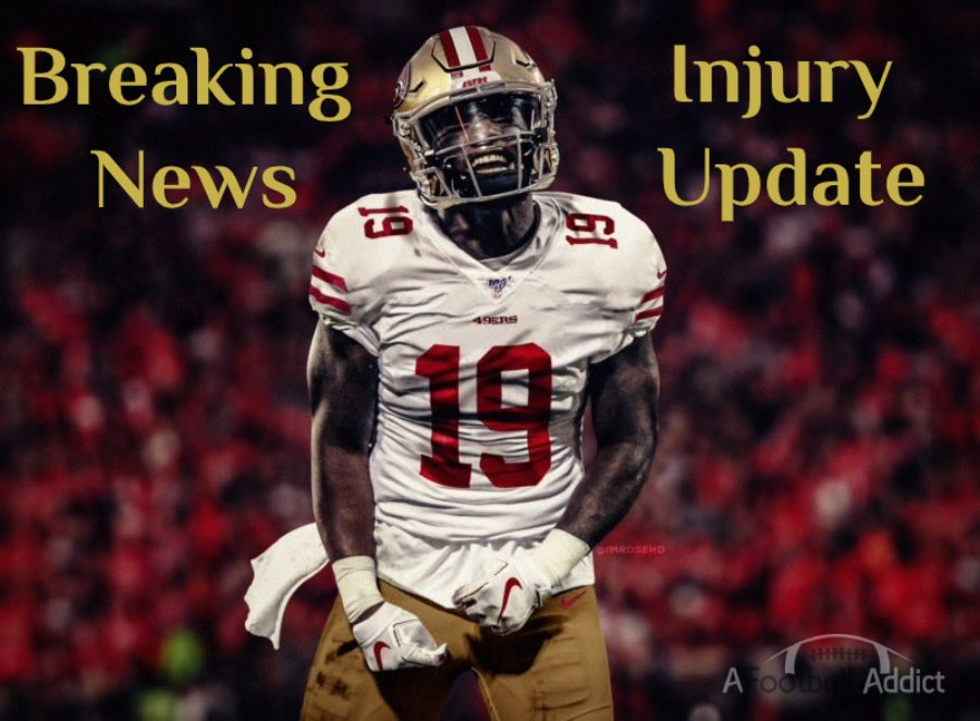 Deebo Samuel Injury