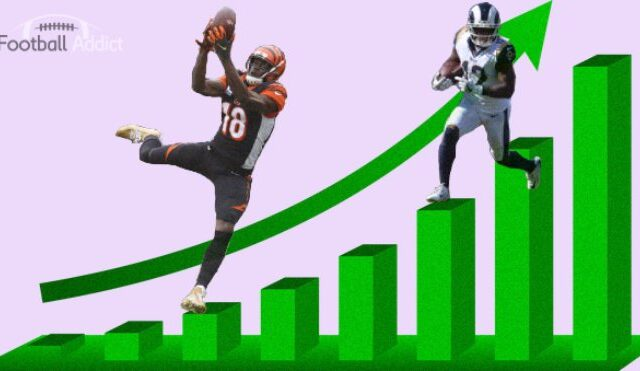 aFootballAddict's Fantasy Football Stock Report: Wide Receivers